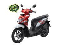 Honda Beat Pop eSP CW Pixel