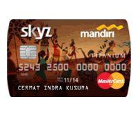 Mandiri Skyz Card