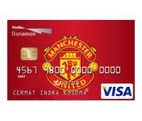 Danamon Manchester United Card