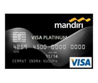 Mandiri Platinum Card