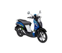 Yamaha Fino Sporty 125 Blue Core