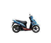 Suzuki Address UK 100 NX Moto GP