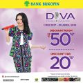 DIVA Family Karaoke Diskon Room Up To 50% Kartu Kredit Bukopin