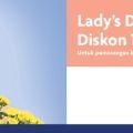 Promo Lashtique Lady's Day Diskon 15% Setiap Hari Rabu UOB