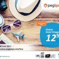 Pegipegi.com Promo Liburan Hemat! Diskon Spesial 12% BCA