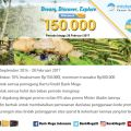 Mister Aladin Dream,Discover,Explore Disc Up To Rp 150.000 - Bank Mega