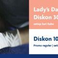 Promo Surface Habit Skin Lady's Day Diskon 30% + 10% Paket Perawatan UOB