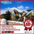 Snowbay Waterpark Promo CIMB NIaga! Diskon Spesial 40% CIMB Niaga