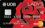 Kartu Kredit UOB Lady's Card