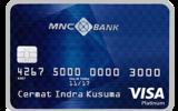 Kartu Kredit MNC Bank Platinum Credit Card
