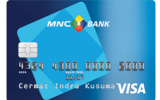 Kartu Kredit MNC Bank Gold Credit Card