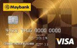 Kartu Kredit Maybank Visa Gold