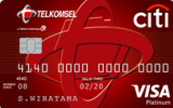 Kartu Kredit Citi Telkomsel Card