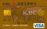 Kartu Kredit ICBC Visa Gold