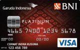 Kartu Kredit Garuda-BNI Visa Platinum Card