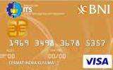 Kartu Kredit BNI-Ikatan Alumni ITS Card Gold
