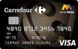 Kartu Kredit Carrefour Mega Card