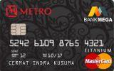 Kartu Kredit Metro Mega Card