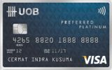 Kartu Kredit UOB Preferred Platinum Visa