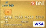 Kartu Kredit Bank BJB Credit Card Gold