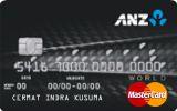 Kartu Kredit ANZ World