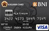 Kartu Kredit BNI-Kagama Card Platinum