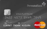 Kartu Kredit PermataReward Card MasterCard Platinum
