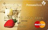 Kartu Kredit PermataShopping Card Gold