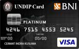 Kartu Kredit BNI-UNDIP Card Platinum