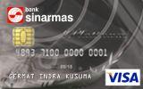 Kartu Kredit Sinarmas Visa Platinum