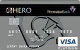 Kartu Kredit PermataHero Card Visa Platinum