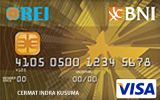 Kartu Kredit BNI-REI Card Gold