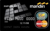 Kartu Kredit Mandiri Everyday Card