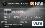 Kartu Kredit BNI-Brawijaya Card Platinum