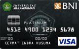 Kartu Kredit BNI-Universitas Mulawarman Card Platinum