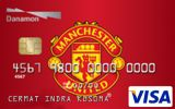 Kartu Kredit Danamon Manchester United Card