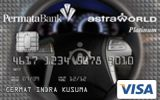 Kartu Kredit AstraWorld Permata Card Platinum