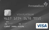Kartu Kredit PermataReward Card Visa Platinum