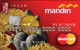 Kartu Kredit Mandiri Fengshui Card