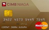 Kartu Kredit CIMB Niaga MasterCard Gold