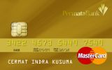 Kartu Kredit PermataReward Card MasterCard Gold