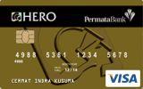 Kartu Kredit PermataHero Card Visa Gold