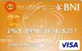 Kartu Kredit BNI-IKA Unpad Card Gold