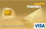 Kartu Kredit Mandiri Gold Card