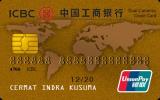 Kartu Kredit ICBC UnionPay Gold