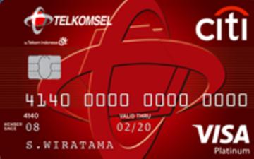 Citi Telkomsel Card