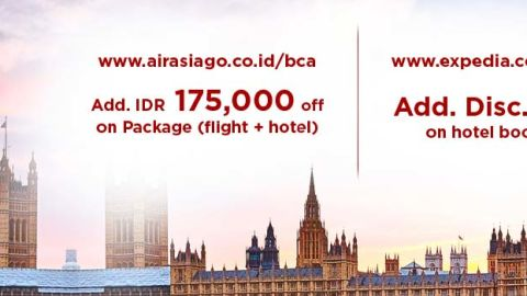 www.expedia.co.id  & www.airasiago.co.id