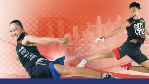 Promo Best Fitness Lady's Day Harga Spesial Rp 9.900-,/Kelas UOB