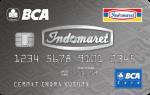 Kartu Kredit BCA Indomaret Card