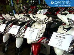 Tips Membeli Sepeda Motor Bekas Berkualitas